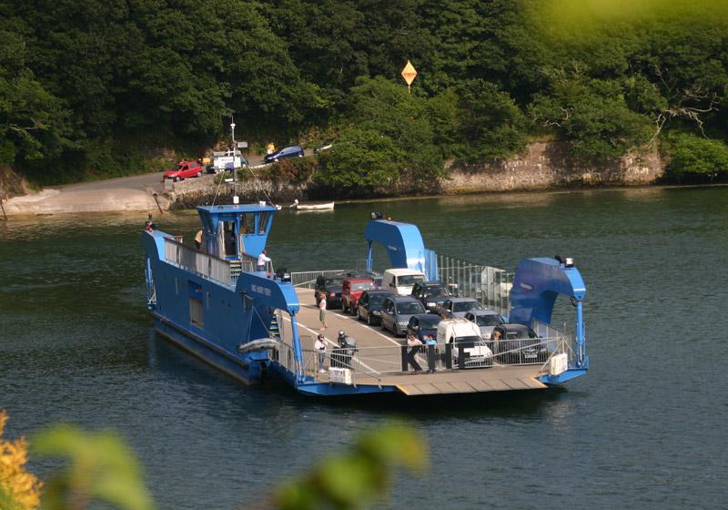 Ferry Services - Trethem Mill