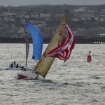 racing from Falmouth