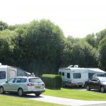 fully serviced pitches 65 and 66